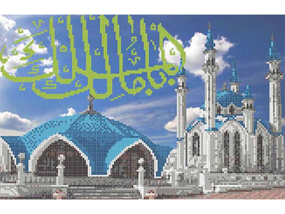 Набор вышивки бисером «Мечеть Кул-Шариф»