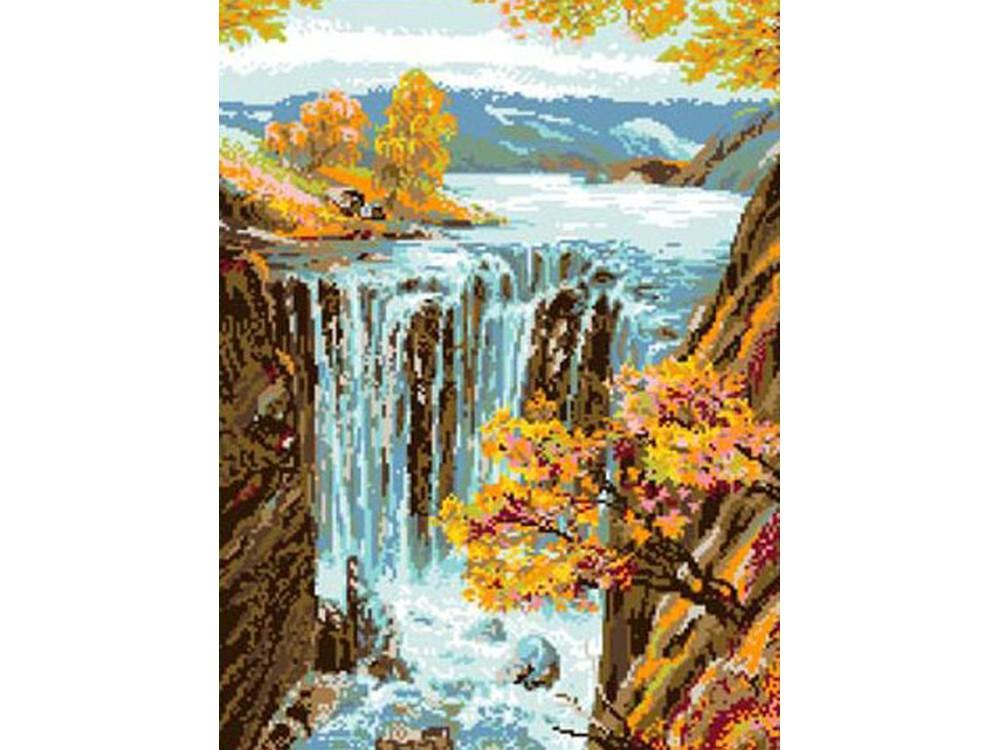 Набор для вышивания «Водопад»