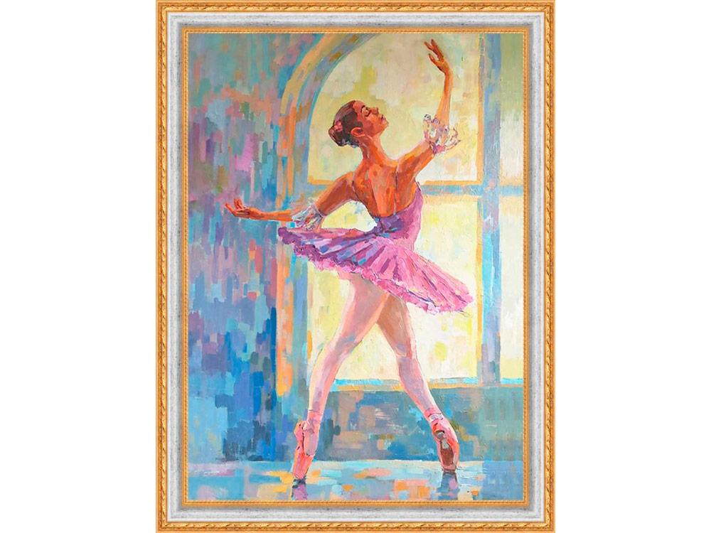 Мозаика из пайеток «Балерина»