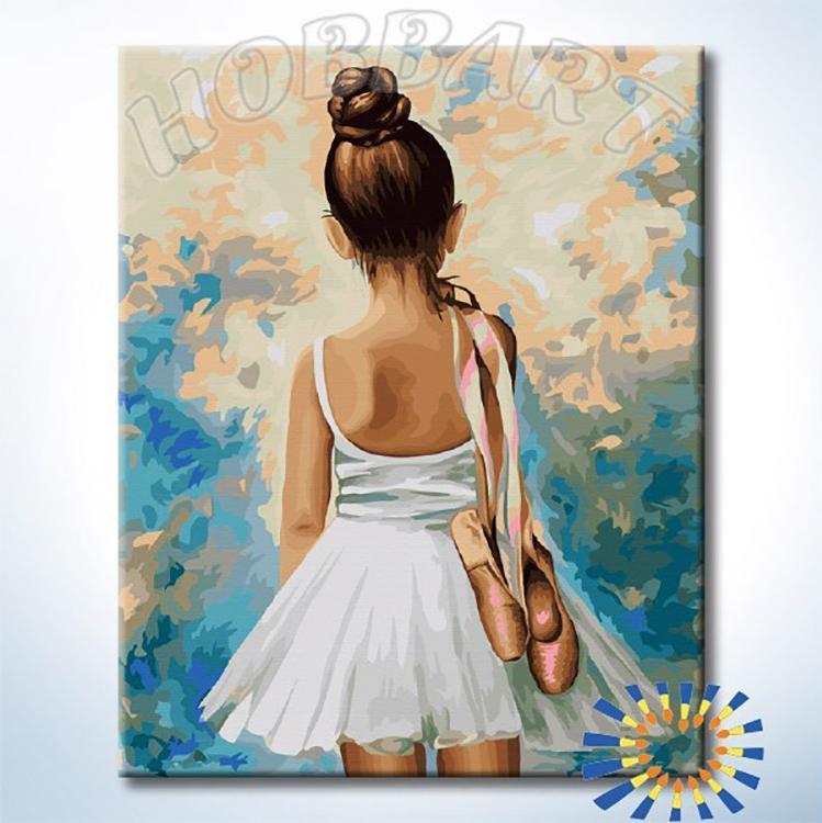 Картина по номерам «Мечта» Ольги Легейды