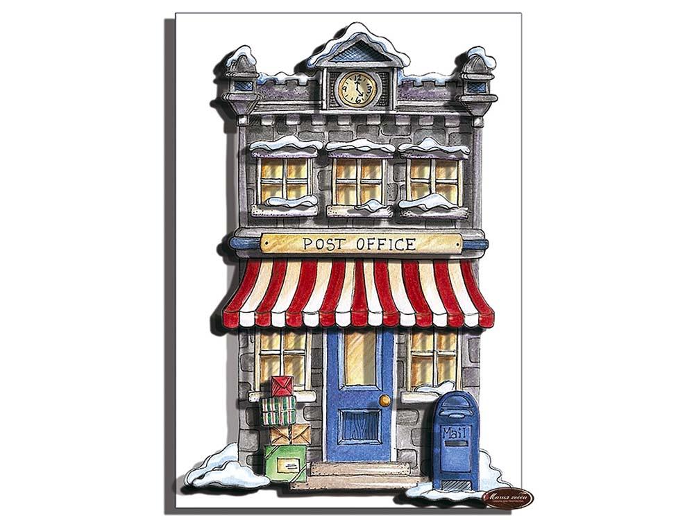 Папертоль «Сказочный домик. Почта»