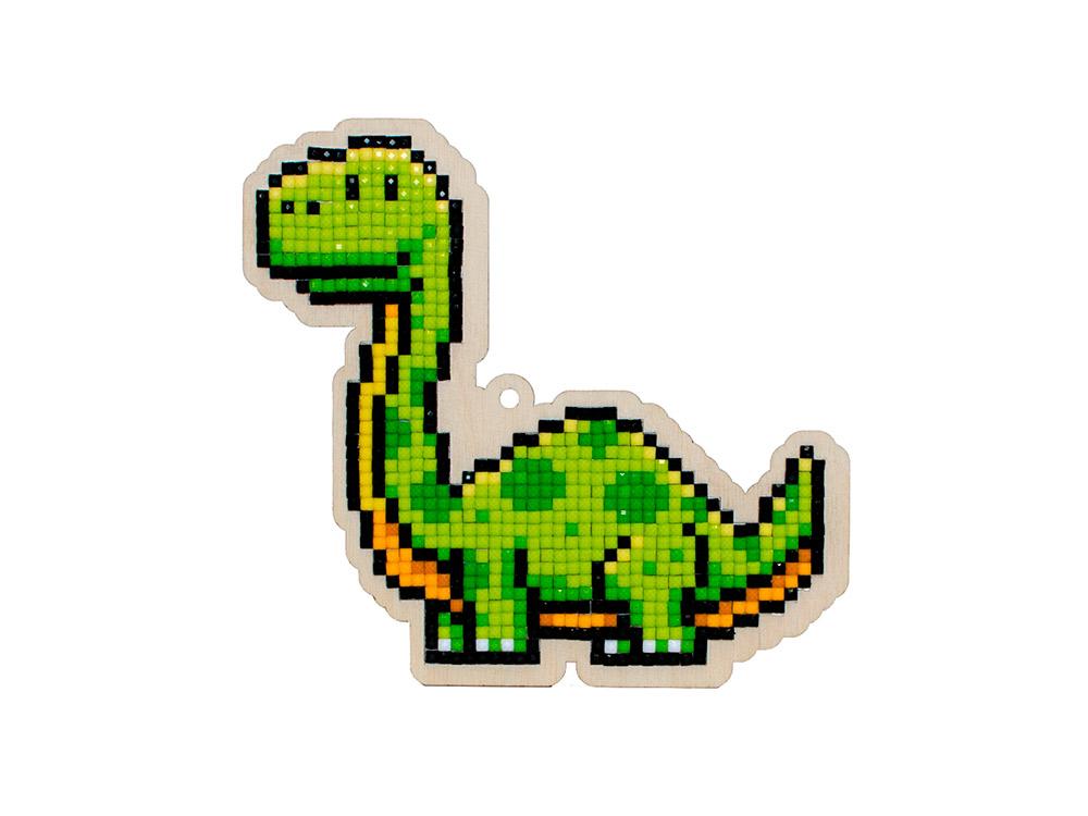 Купить Подвеска «Динозавр Вега», Гранни Wood