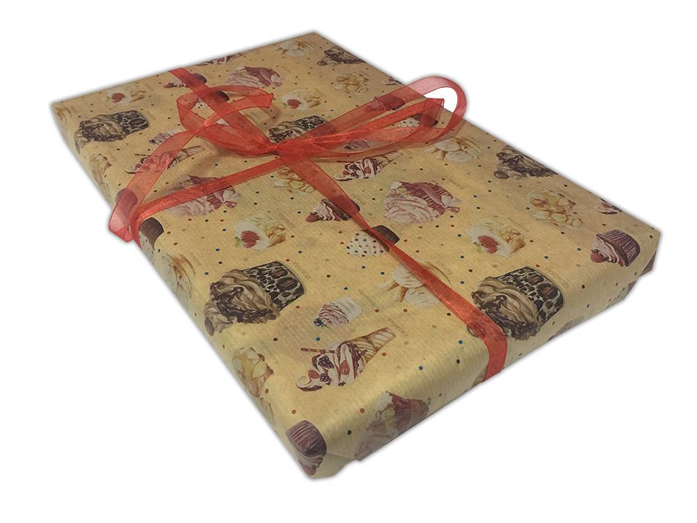 Подарочная упаковка «Сладости»