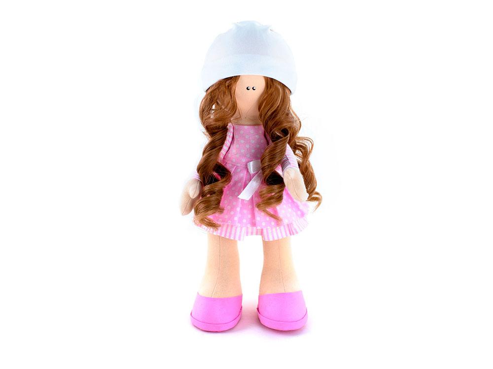 Набор для шитья «Лола в розовом»