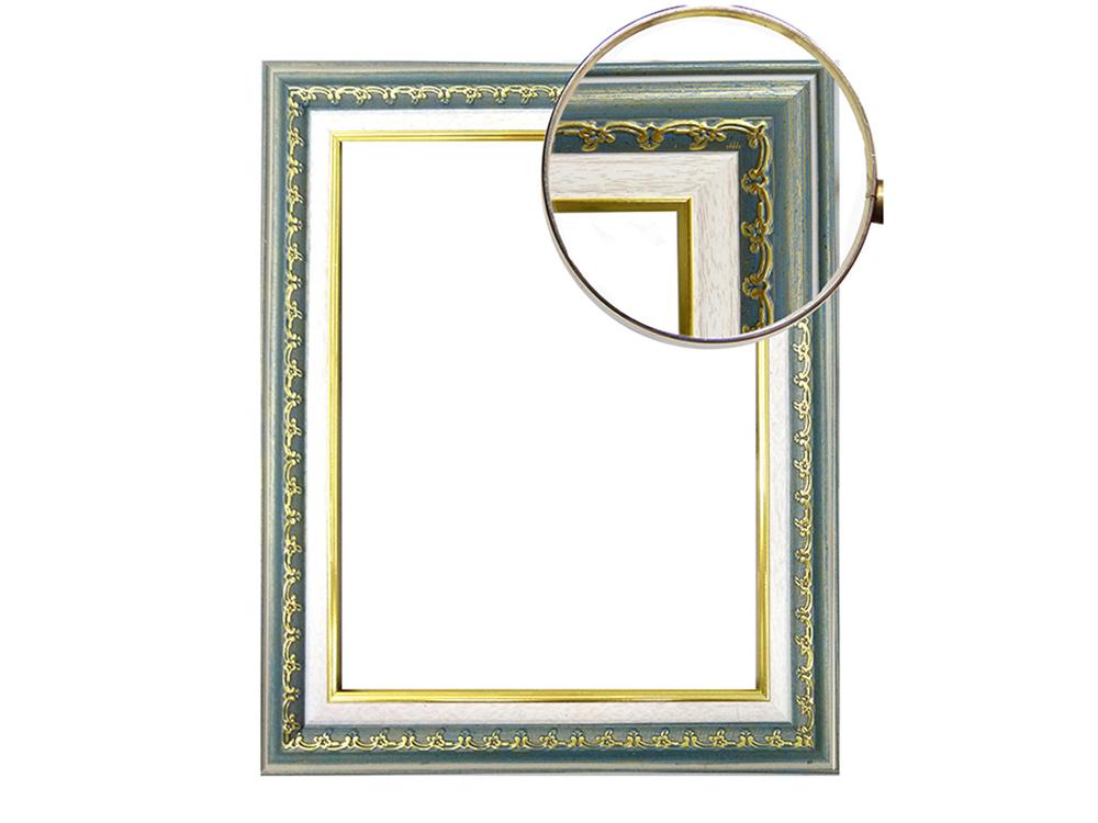 Рама без стекла с прозрачным дном для папертоли «Гардин»