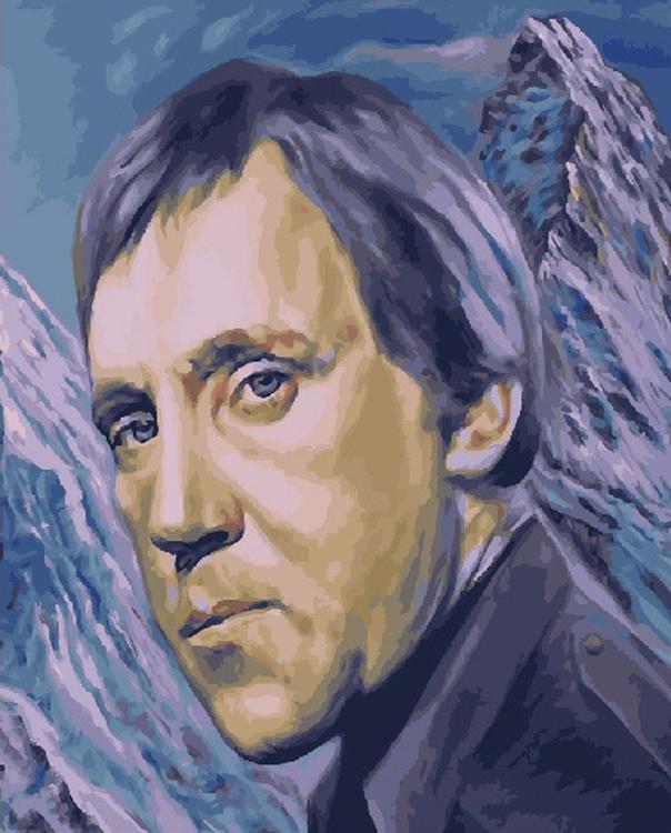 Картина по номерам «Владимир Высоцкий»
