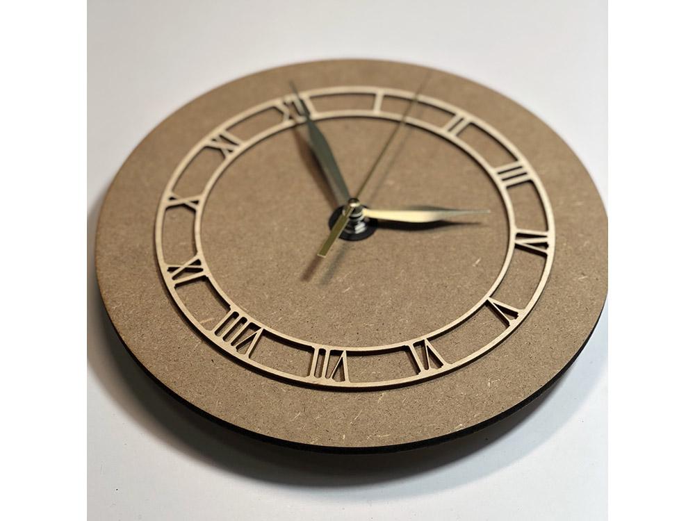 Набор заготовок под часы, диаметр 24 см, 3шт., ResinArt