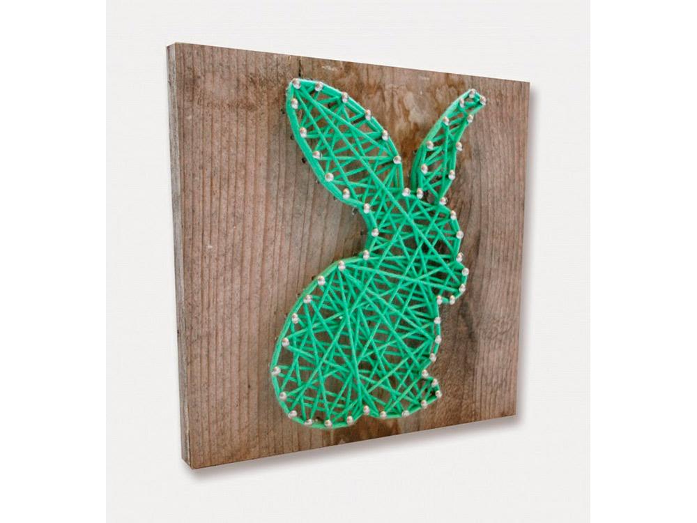 Купить Набор для творчества STRING ART «Кролик», Woodberry