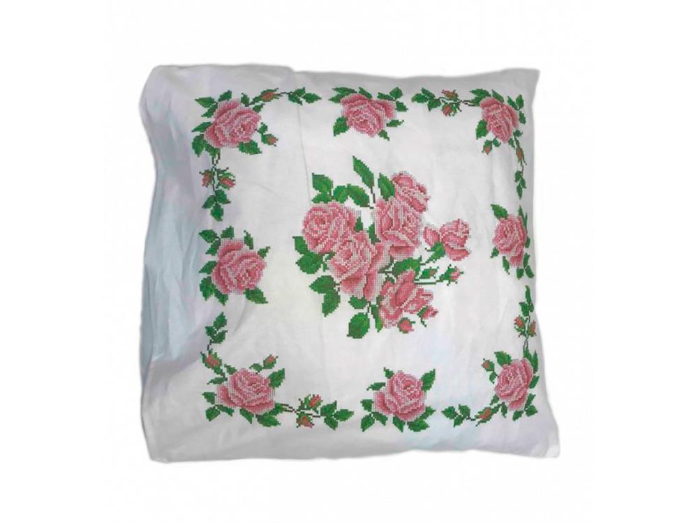 Набор для вышивания «Розы. Наволочка»