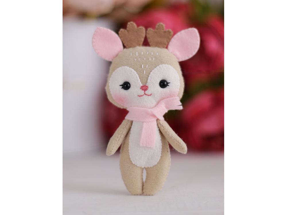 Набор для шитья игрушки «Олененок Синди»