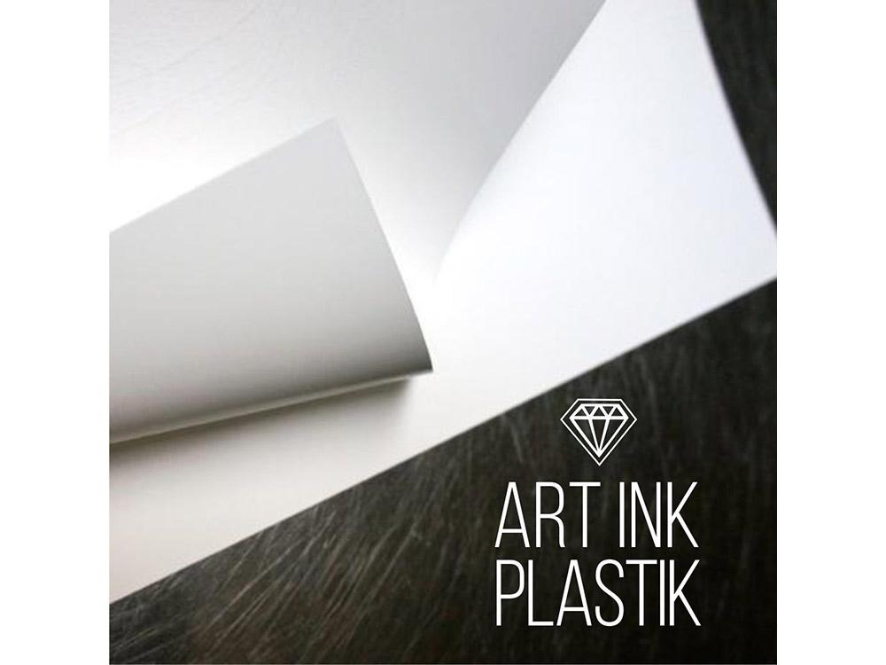 Пластик для рисования алкогольными чернилами, 70x100 см, 5 шт. Yupo Art Ink Plastik, Craftsmen.store  - купить со скидкой