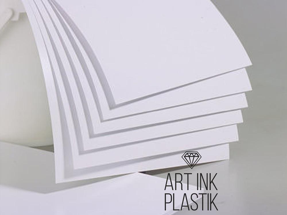 Купить Бумага для рисования алкогольными чернилами, 25x35 см, 5 шт. Art Ink Plastik, Craftsmen.store, синтетическая бумага (пластик), plastik_25х35