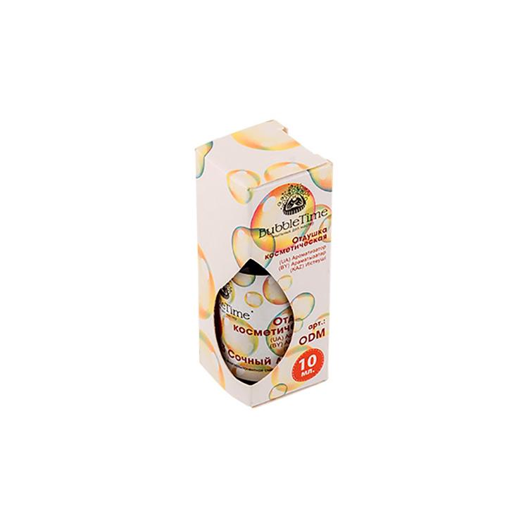Отдушка косметическая 10 мл, аромат: Джилет Ультра (парф.), Bubble Time фото