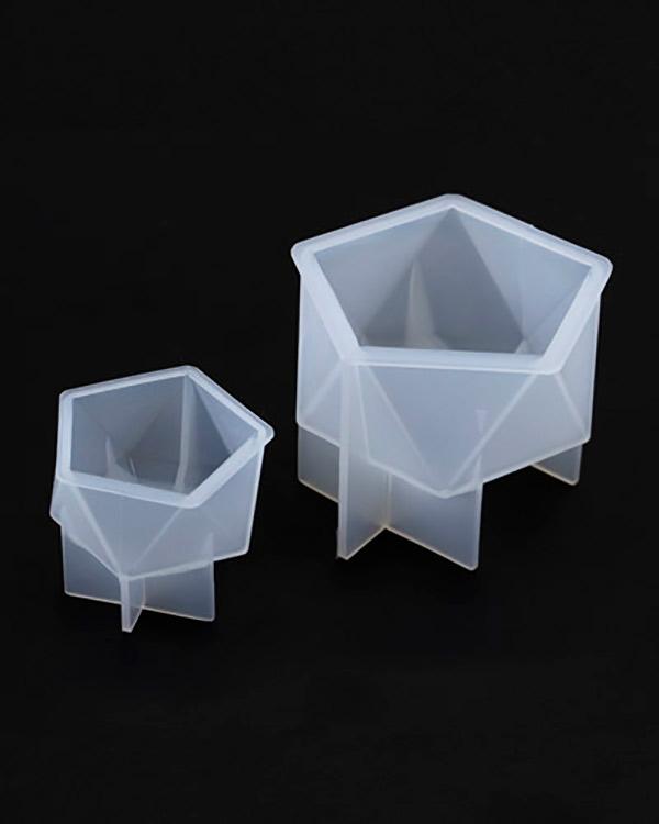 Кристаллы 2 шт., набор силиконовых молдов, Artline фото