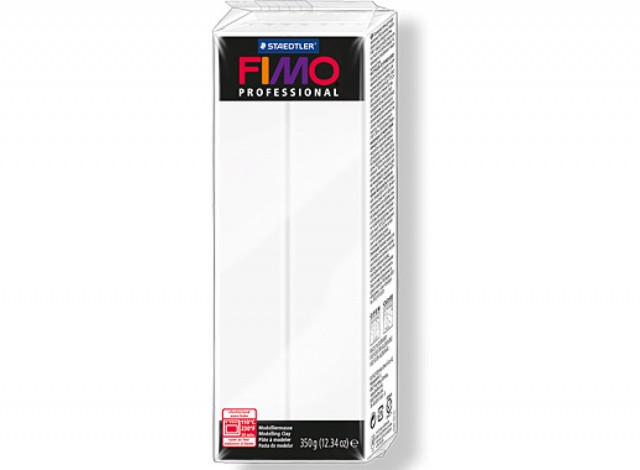 FIMO Professional 0 (белый) 350 г