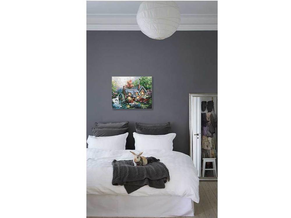 Картина по номерам «Мельница» 21707 PLAID 41x51 - купить ...