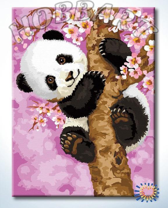 Купить Картина по номерам «Ми-ми-мишка», Hobbart, Россия, HB3040160-Lite