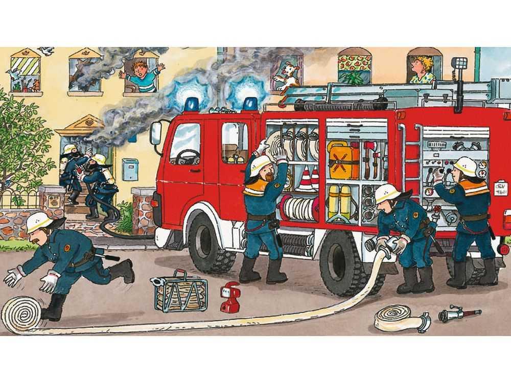 воздуховодов можно сюжетная картинка пожарный этаж это