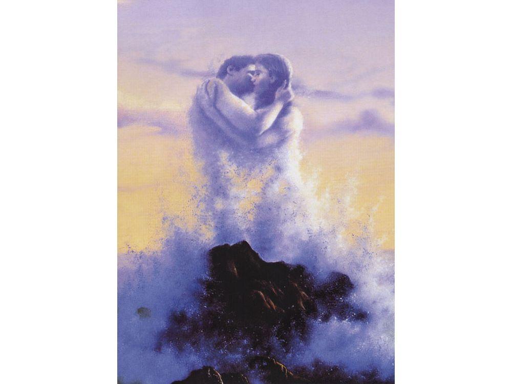 Купить Вышивка крестом, Набор для вышивания «Стихия», Белоснежка, Россия, 45x70 см, 1207-14