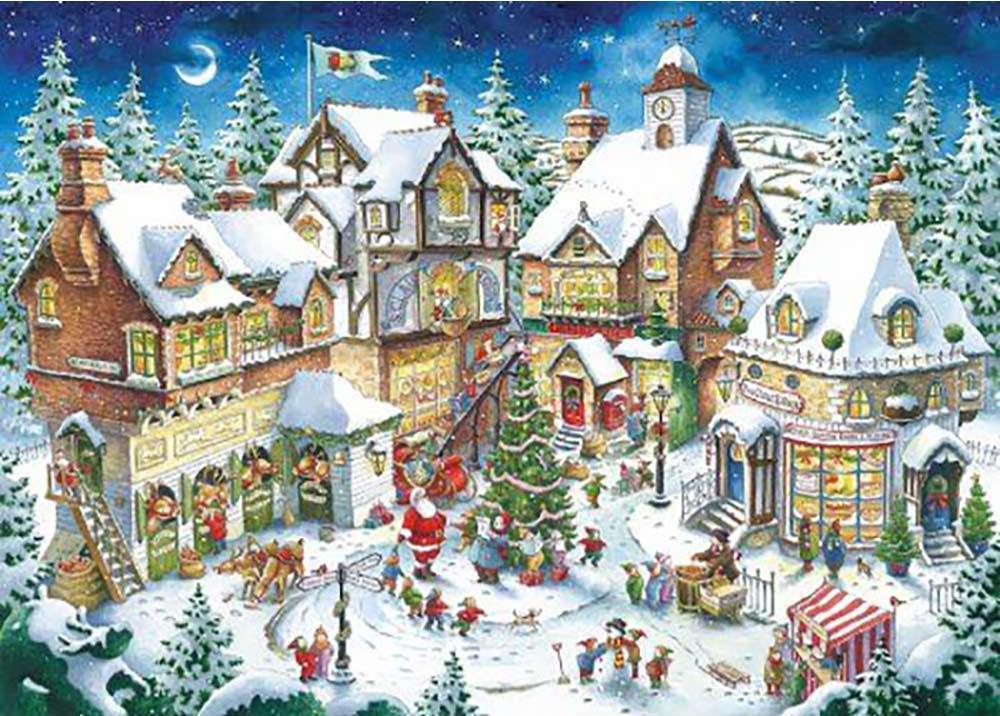 Новогодние открытки европа, тебе что