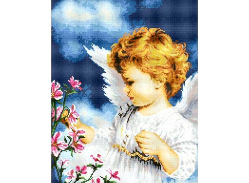 Набор для вышивания «Ангелок» Color KIT 0118
