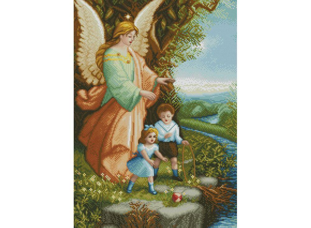 Набор для вышивания «Дети» Color KIT 0121
