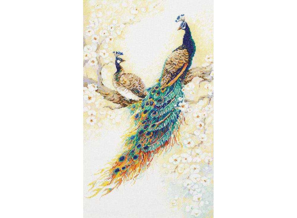 Купить Вышивка крестом, Набор для вышивания «Персидский сад», Риолис (Premium), 30x50 см, 100/029
