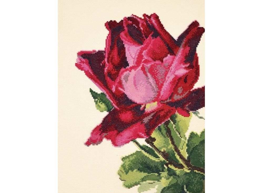 Купить Вышивка крестом, Набор для вышивания «Великолепие», Овен, 22x31 см, 686