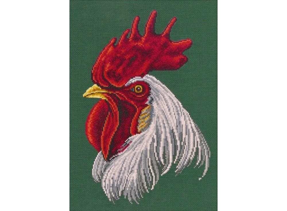 Купить Вышивка крестом, Набор для вышивания «Петухович», Овен, 20x30 см, 921
