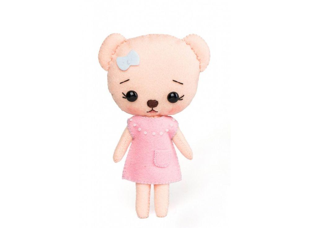 Купить Набор для шитья игрушки «Сластена», ТУТТИ, высота 15 см, 01-05