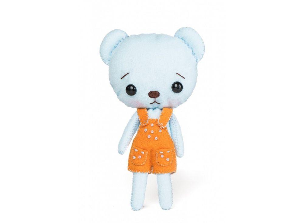 Купить Набор для шитья игрушки «Кай», ТУТТИ, высота 15 см, 01-06