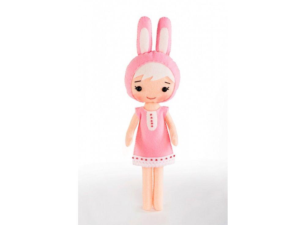 Купить Набор для шитья игрушки «Банни», ТУТТИ, высота 22 см, 01-10
