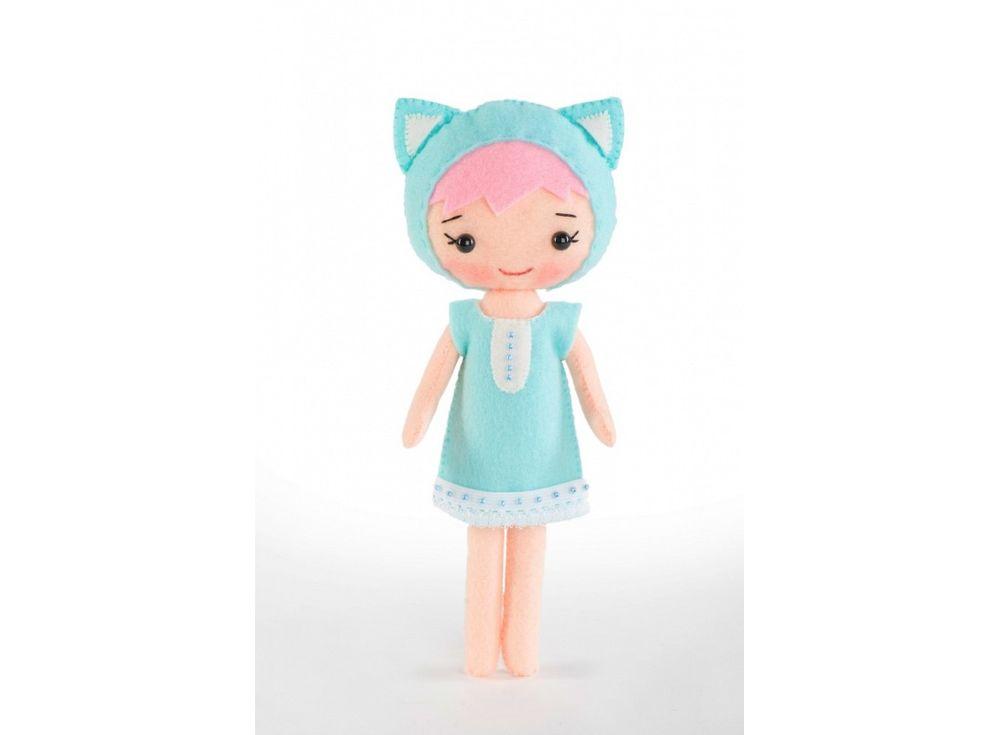Купить Набор для шитья игрушки «Кэтти», ТУТТИ, высота 18 см, 01-12