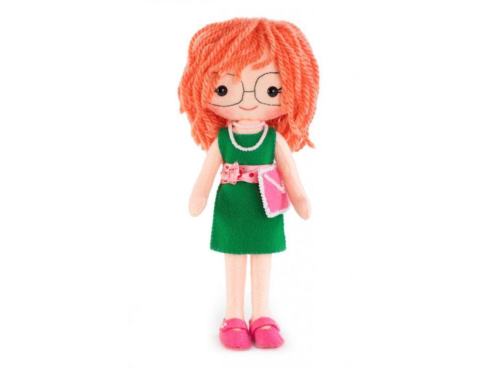 Купить Набор для шитья игрушки «Полли», ТУТТИ, высота 20 см, 01-14