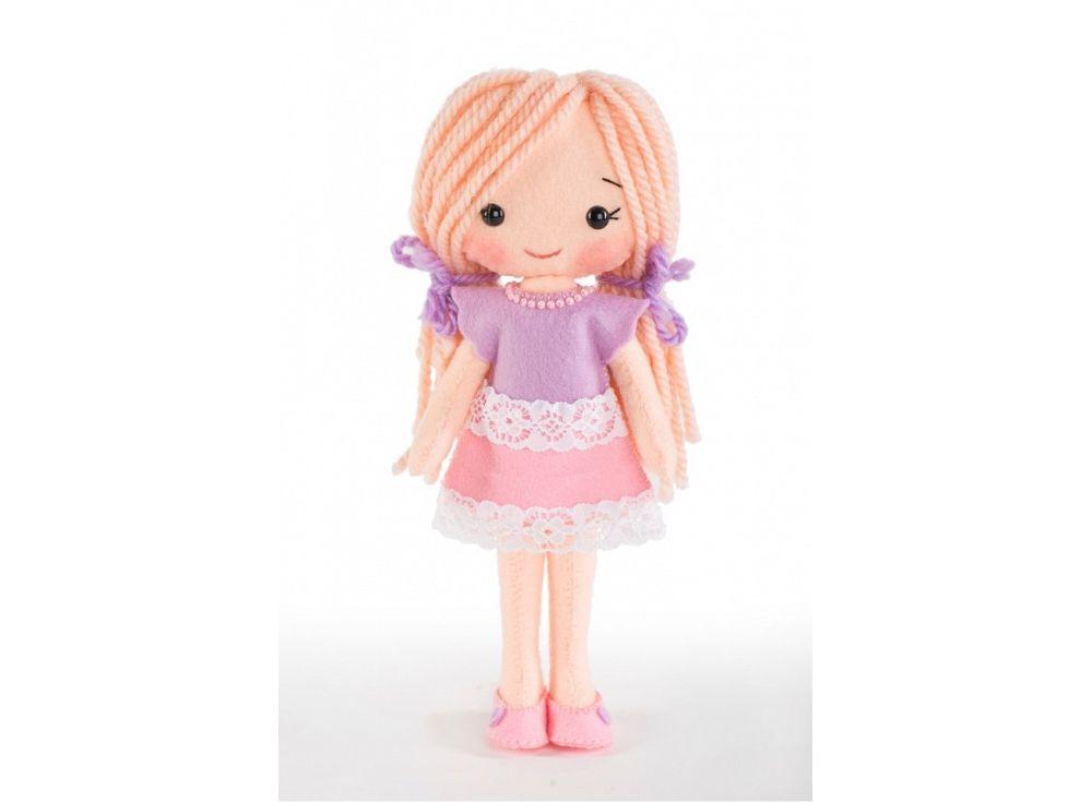 Купить Набор для шитья игрушки «Лика», ТУТТИ, высота 20 см, 01-17