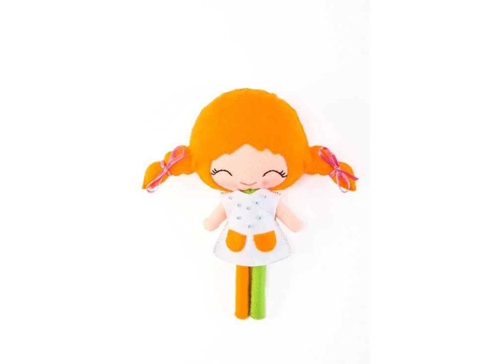Купить Набор для шитья игрушки «Пеппи», ТУТТИ, высота 16 см, 02-05