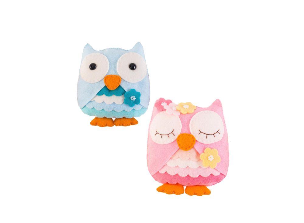 Купить Набор для шитья игрушки «Фил и Соня», ТУТТИ, высота 10 см, 03-03