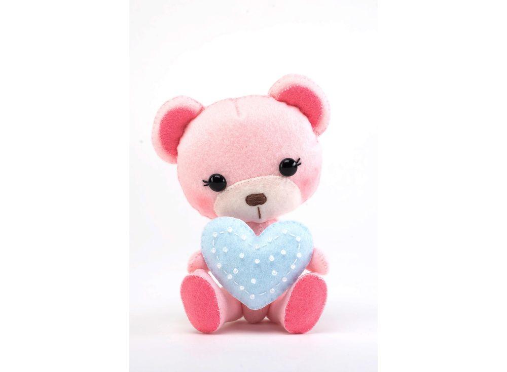 Купить Набор для шитья игрушки «Милли», ТУТТИ, высота 12 см, 03-04