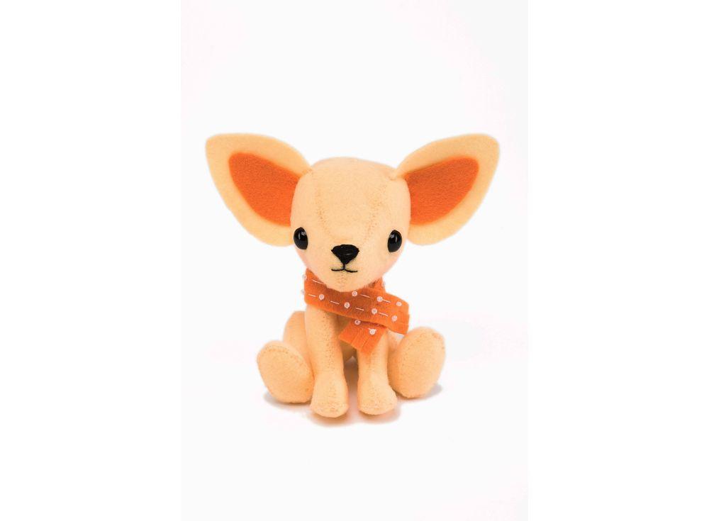 Купить Набор для шитья игрушки «Бэмби», ТУТТИ, высота 11 см, 03-05