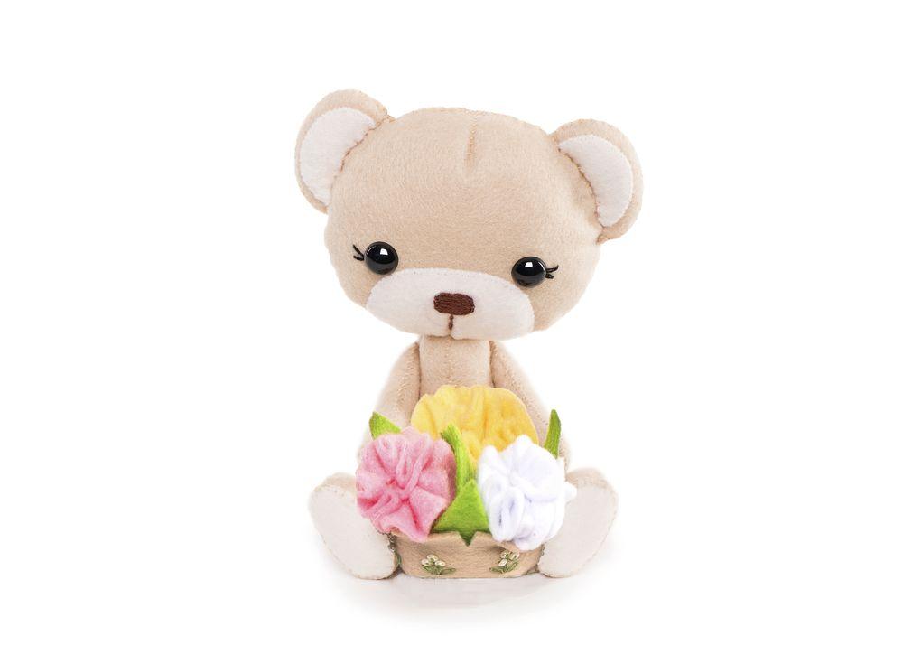 Купить Набор для шитья игрушки «Лютик», ТУТТИ, высота 12 см, 03-06