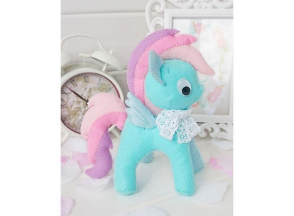 Купить Набор для шитья игрушки «Пони Рэйни», ТУТТИ, высота 20 см, 03-17