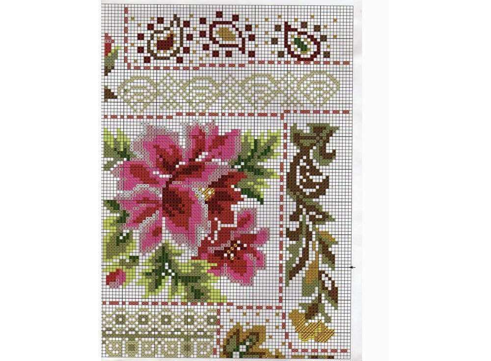 схемы вышивок крестом подушек сотвори сама фото нашем сайте можете