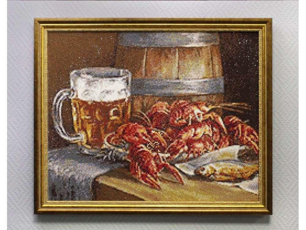 пиво и раки картинки по номерам теперешнее состояние результат