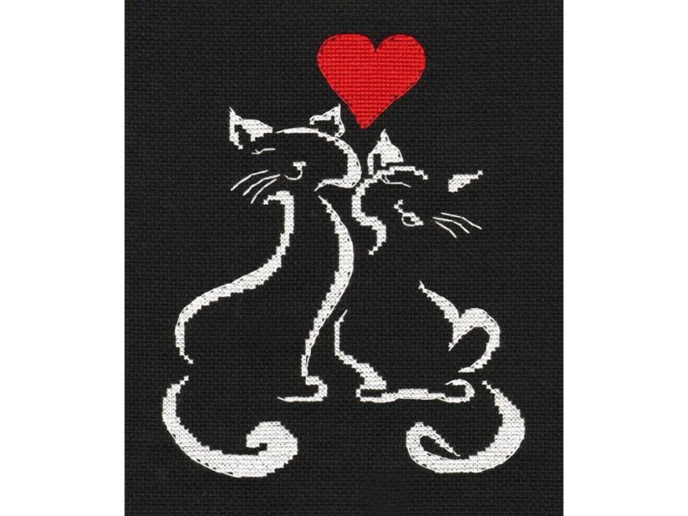 Купить Вышивка крестом, Набор для вышивания «Ля Мур», Овен, 15x19 см, 1008