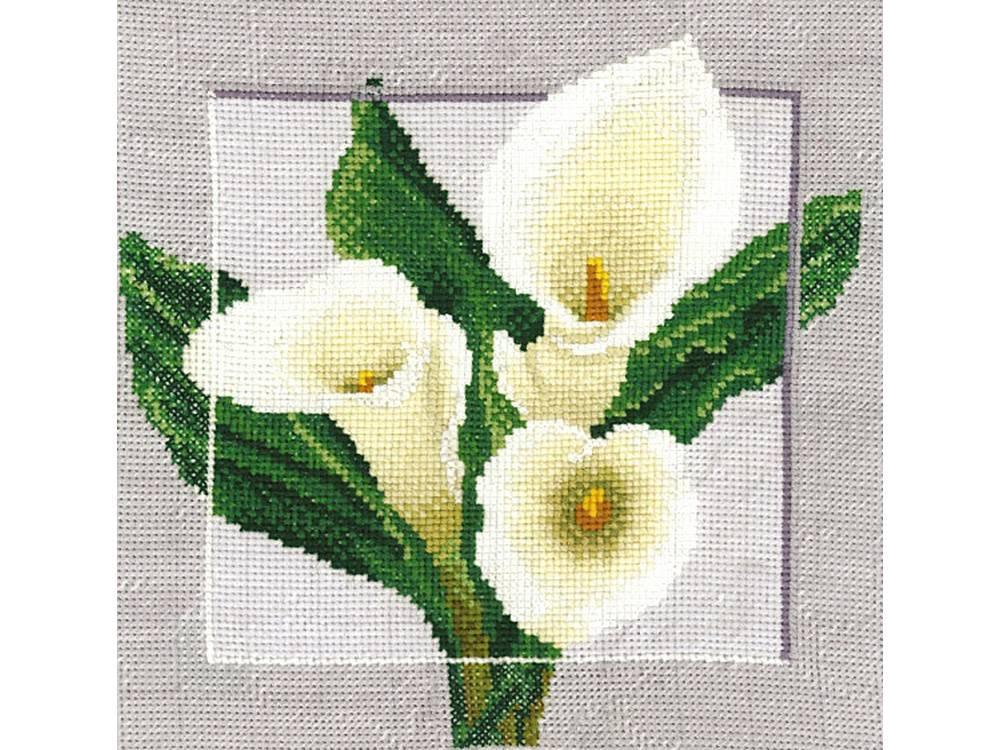Купить Вышивка крестом, Набор для вышивания «Символы. Счастье», Сделай своими руками, 21x20 см, С-16