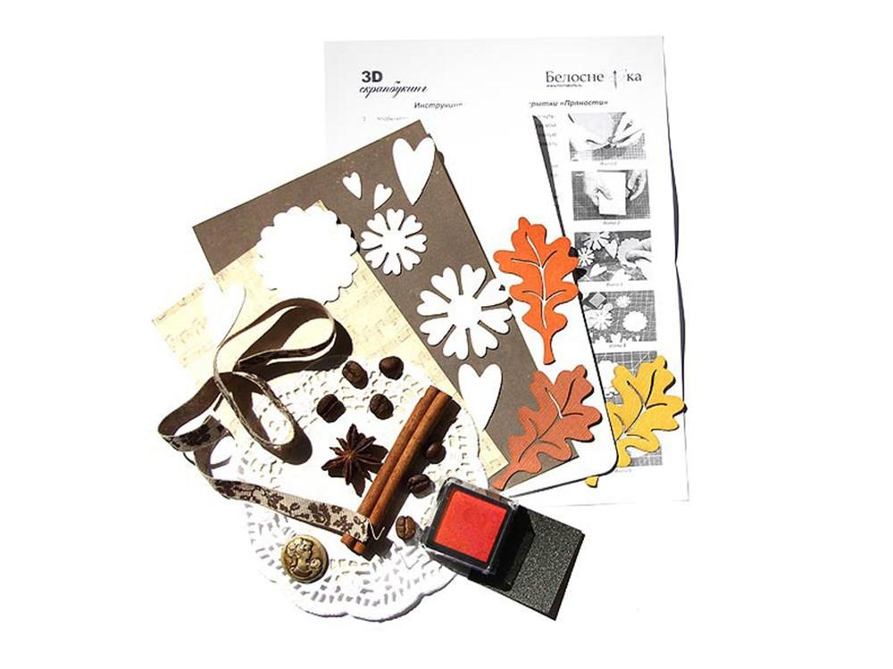 Набор для создания открыток шоколад