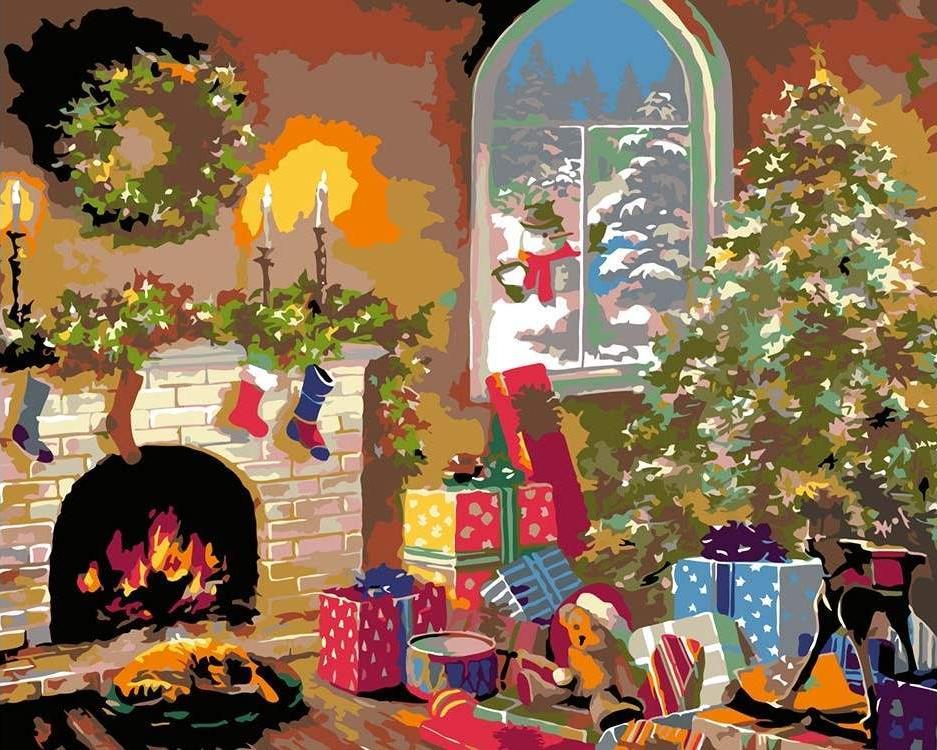 Интересные картинки к рождеству