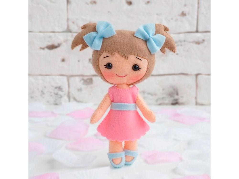 Купить Набор для шитья игрушки «Кукла Малышка Даша», ТУТТИ, высота 17 см, 05-29
