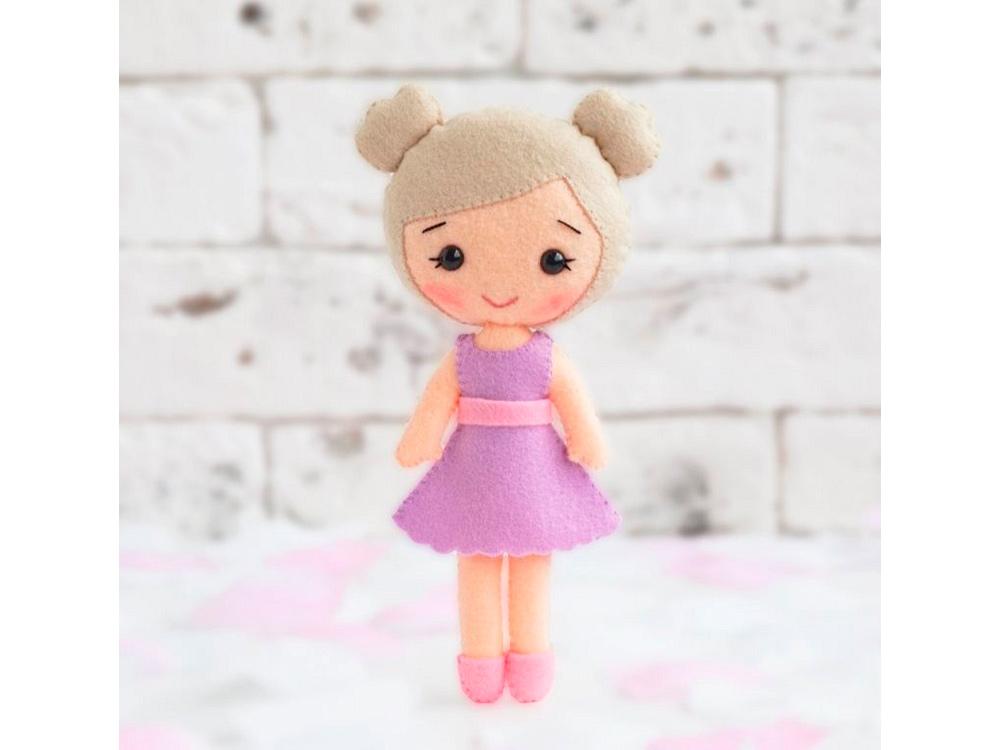 Набор для шитья игрушки «Кукла Милана», ТУТТИ, высота 18 см, 05-30  - купить со скидкой