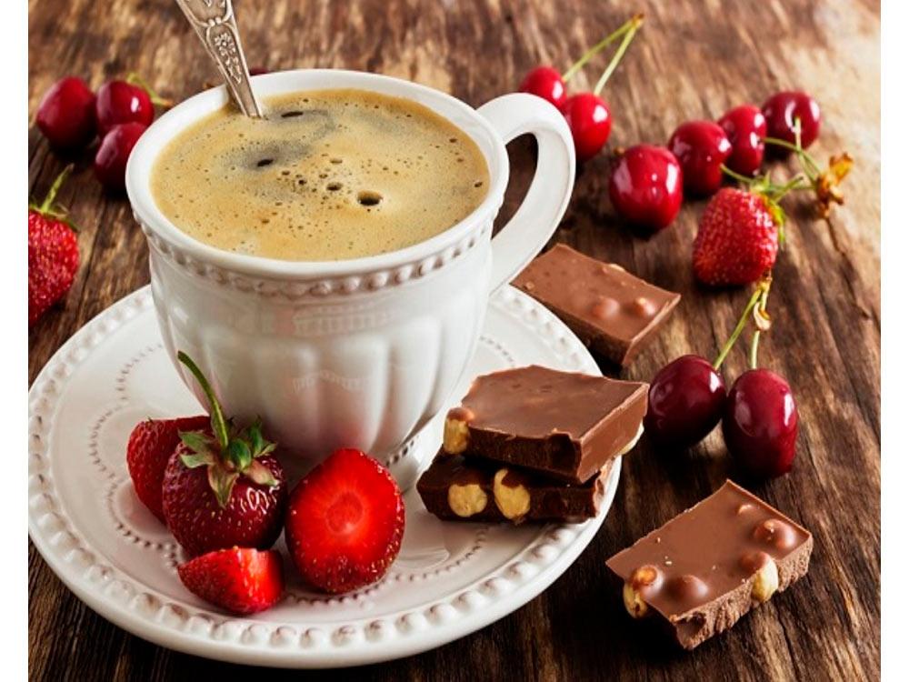 удачного дня картинки с кофе любое